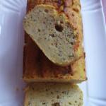 Cake alla carota, mela e semi di papavero