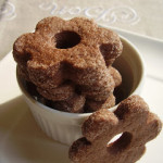 Biscottini croccanti al cacao
