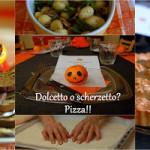 La cena di Halloween al Maniero di Andrea e Chiara