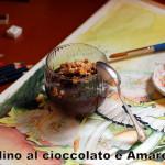 Budino di cioccolato e Amaretto
