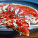 Tian di zucchine e pomodoro… su letto di sfoglia