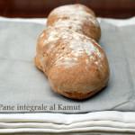 Filone alla farina integrale di Kamut (con Pasta madre)