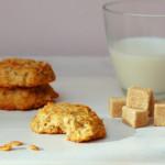 Biscotti ai fiocchi di cereali per bimbi