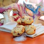 """Biscotti al cioccolato bianco e cranberries: """"…una ricetta per il Santa Lucia"""""""