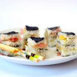 Sushi al cubo