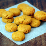 Biscotti alla zucca e Fava tonka