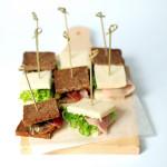 Idee per il pic nic… Dama salata!