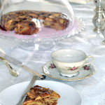 Torta di mele e semi (senza latticini)