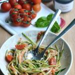 Spaghetti di zucchina… e facciamoceli du' spaghi!