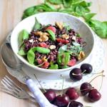 L'insalata di riso… l'hai provata con le ciliegie??
