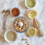 Hummus (crema mediorientale di ceci)
