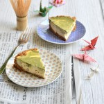 New York Cheesecake al tè Matcha