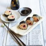 Sushi vegetariano