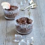 Mousse di avocado e cacao (senza zucchero)