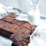 Brownies di zucca (vegan)