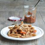 Ragù di lenticchie e pomodori secchi