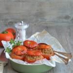 Far pace con il Tempeh: Pomodori ripieni