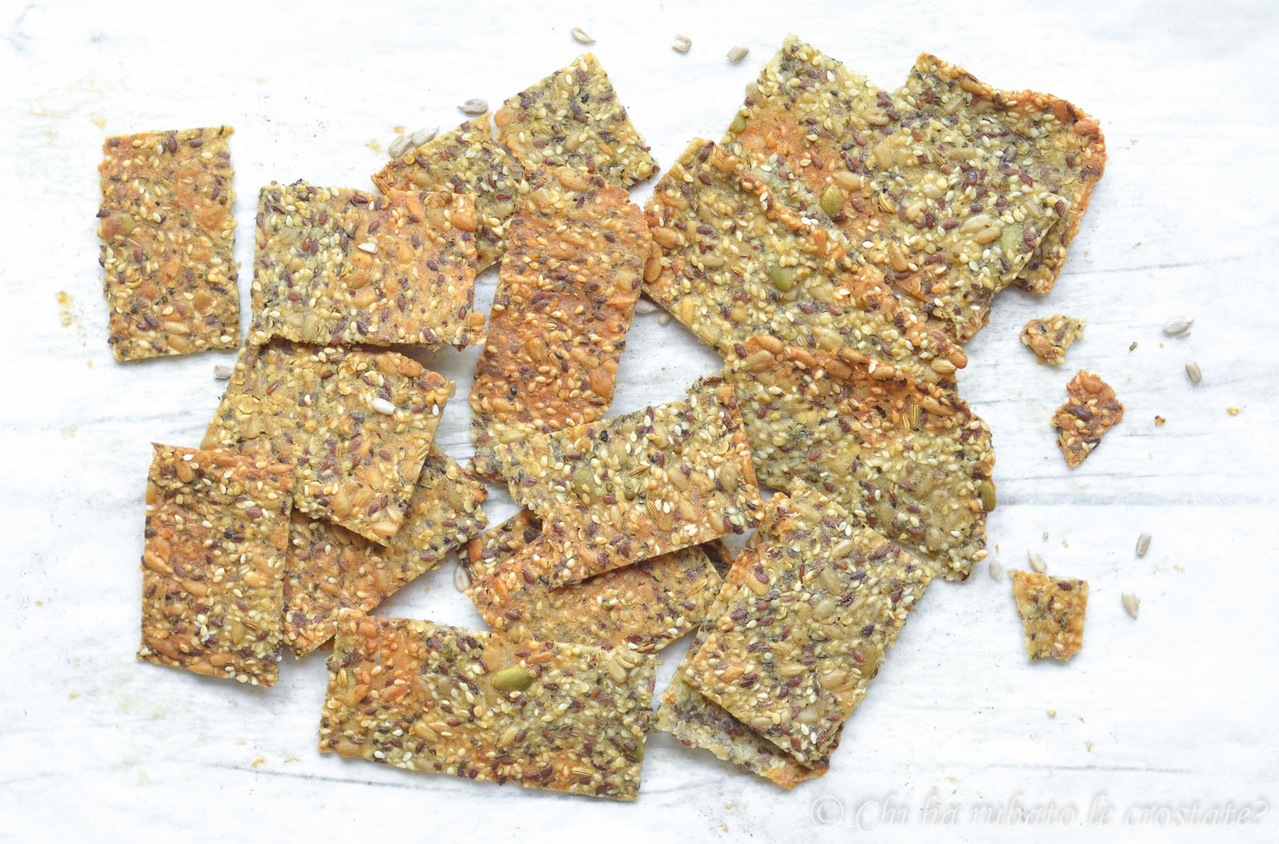 Image Result For Crackers Quinoa Ricetta