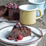 Come nasce una torta _ fondente al cioccolato e barbabietola
