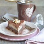 La Cheesecake col cavolo _ crudista, vegana, senza glutine, senza lievito _