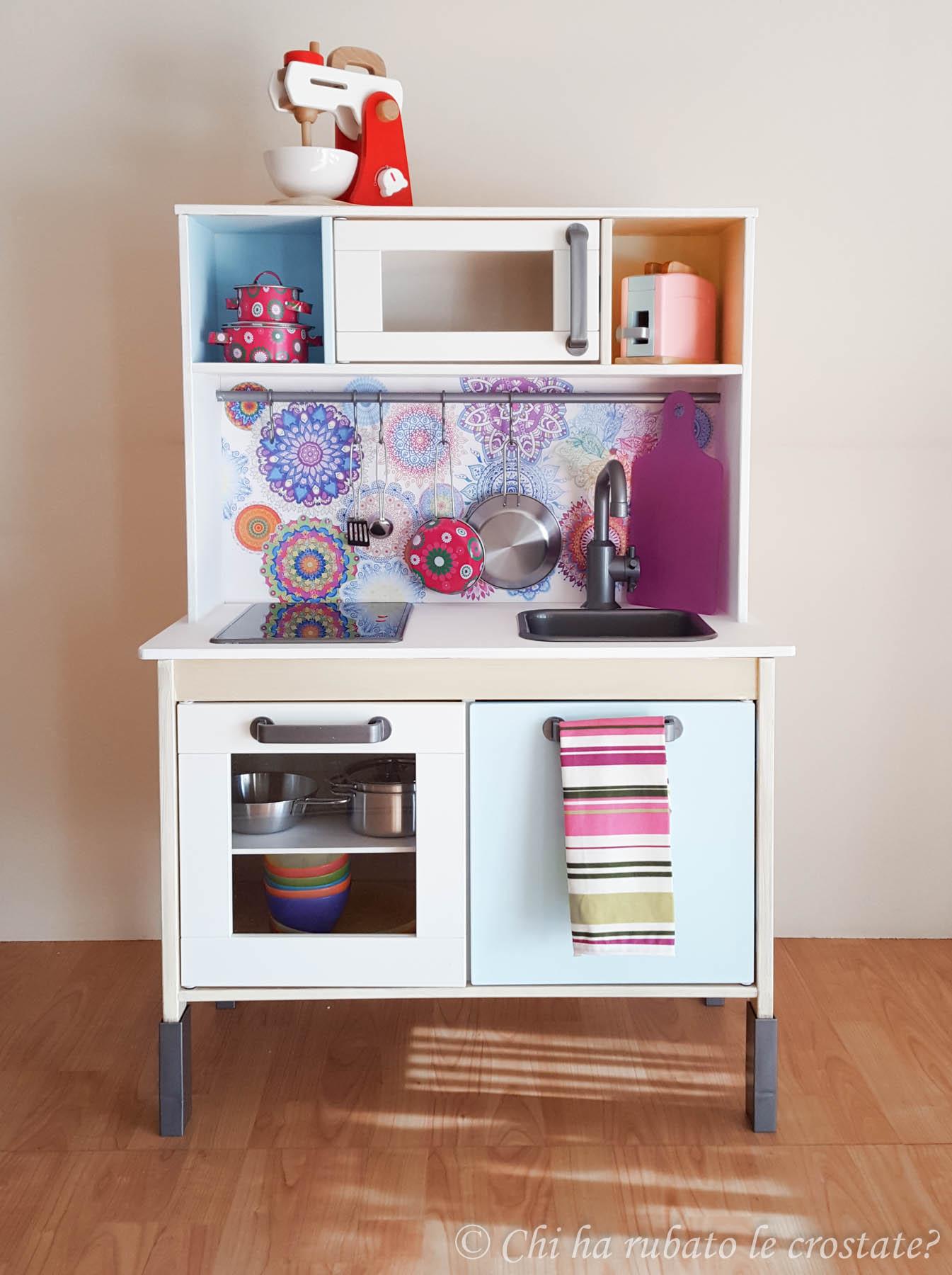 Molti di noi questo natale hanno regalato ai propri bimbi - Come pitturare i mobili della cucina ...