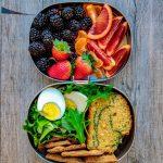 Mangio zero waste: un lunch box per il pranzo