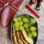 Il pane all'uva