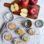 Tortine cuor di mela